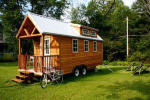 obytný mobilní domek