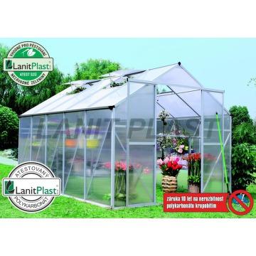 polykarbonátový skleník